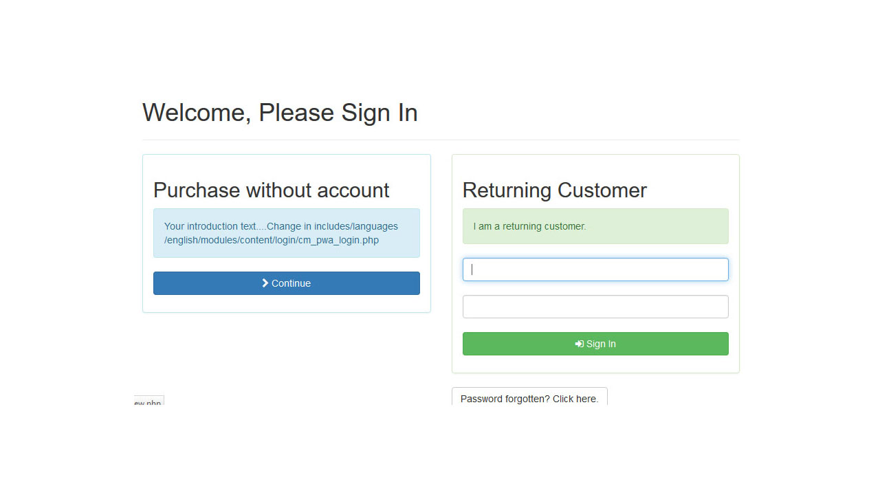 Ru/customer/account - Previous Next